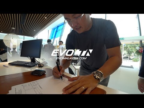 So I Bought Another Volvo Today 😅at Volvo's New Dealership - Ingress Swede | Evomalaysia.com