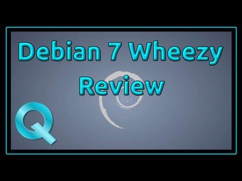 Debian 7 Wheezy Final Release Review Of LXDE Version