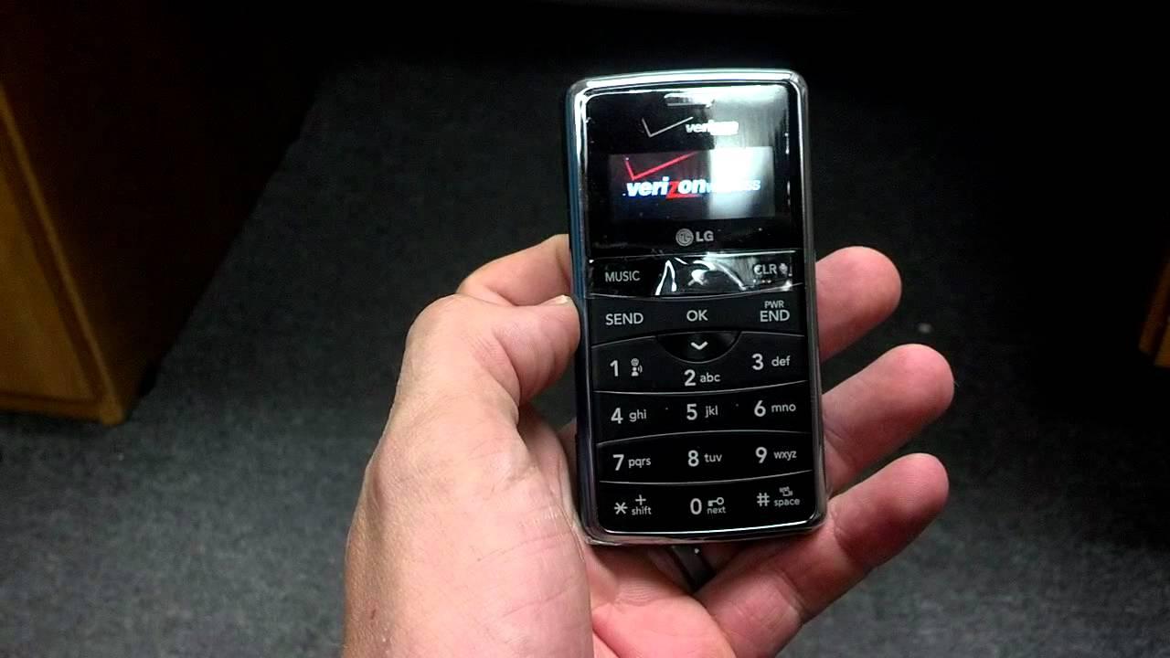 LG VX-9100 TREIBER