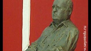 Куряне выбирают макет памятника Георгию Свиридову