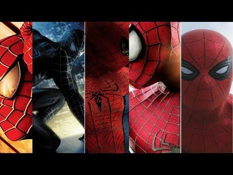 Spiderman Superhero Tribute - Simon Curtis