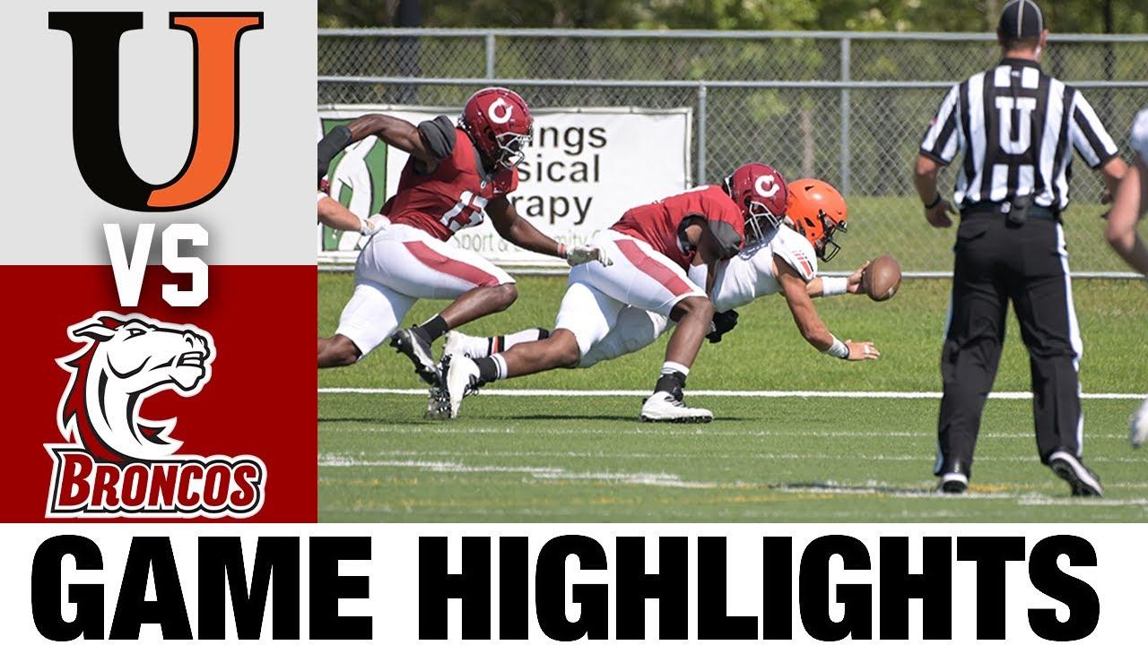 Hastings vs Jamestown | NAIA Week 3 | 2021 College Football