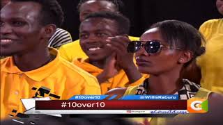 10 OVER 10 |Gudah Man with the hype!