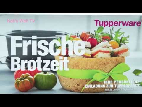 Tupperware Angebote August 2013