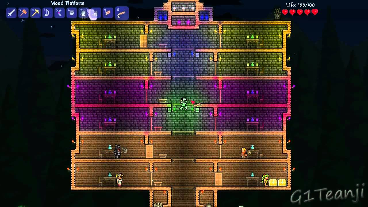 Terraria survival failure abounds w teckiies trink episode 27 terraria survival failure abounds w teckiies trink episode 27 reverse chandelier hd youtube mozeypictures Image collections