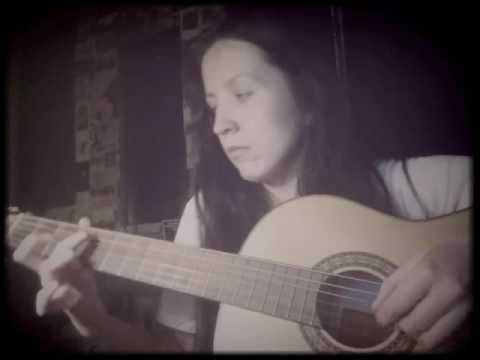 Valerie Warntz - The White Queen by Victor Kozlov Guitar Cover (Виктор Козлов - Белая Королева)