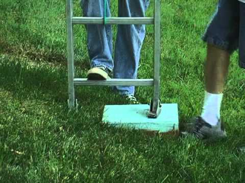 Extension Ladders - Leveling - PT 2