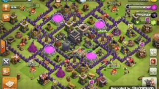 Clash Of Clans - Proviamo i BabyDragon - Attacco Fail