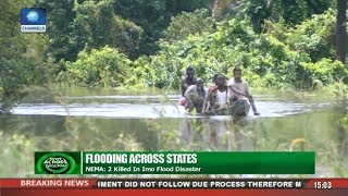 Communities In Imo, Kwara And Delta States Submerged By Flood