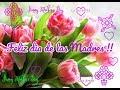 La mejor canción para el Día de la Madre / Para las Madres del mundo en su día / Dedica una Canción