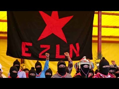 "Zapatista Uprising 20 Years Later: How Indigenous Mexicans Stood Up Against NAFTA ""Death Sentence"""