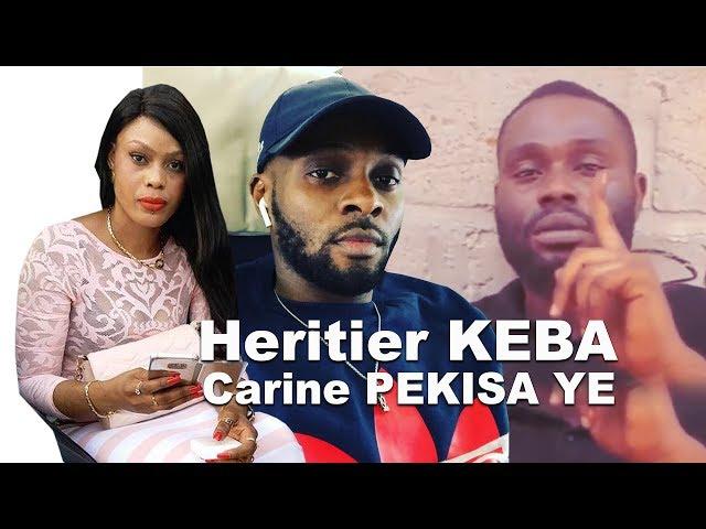 NIAMA CORPS: CARINE MOKONZI Kebisa Heritier Wata Ba Charges Nayo omemela biso Abebisi Vie na Biso