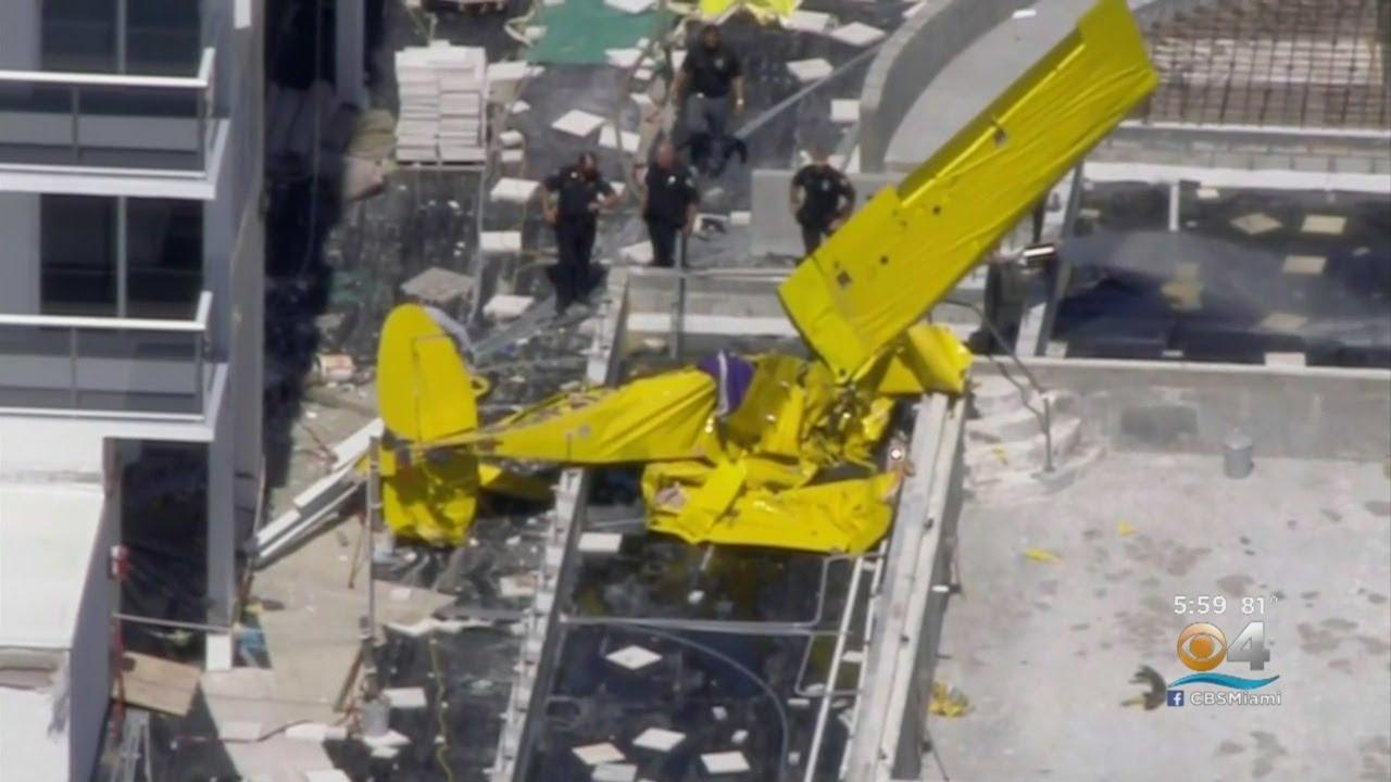 One Dead In Banner Plane Crash