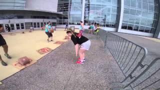 2015 AT&T Stadium Spartan Sprint - Dallas Texas Avery