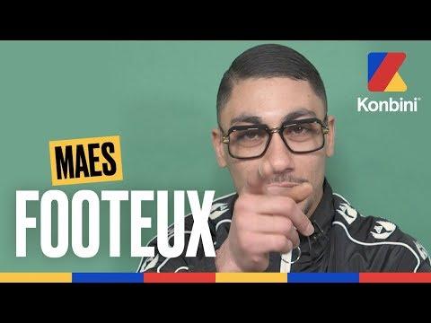 Youtube: Maes – Sur FIFA, Naza il me froisse à chaque fois | Footeux | Konbini