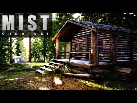 HYPED NEW SURVIVAL GAME | Mist Survival | Let's Play Gameplay | S01E01