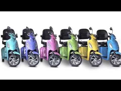 Ew 72 Mobility Scooter At Electric Vehicle Mall