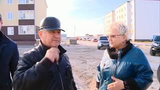 Представитель губернатора ЯНАО Наталья Рябченко побывала с рабочей поездкой в Коротчаево