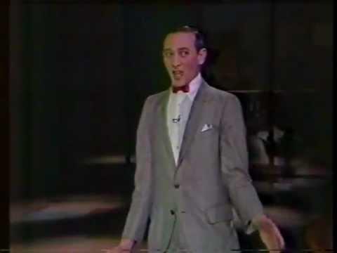 PeeWee Herman on NBC David Letterman 184