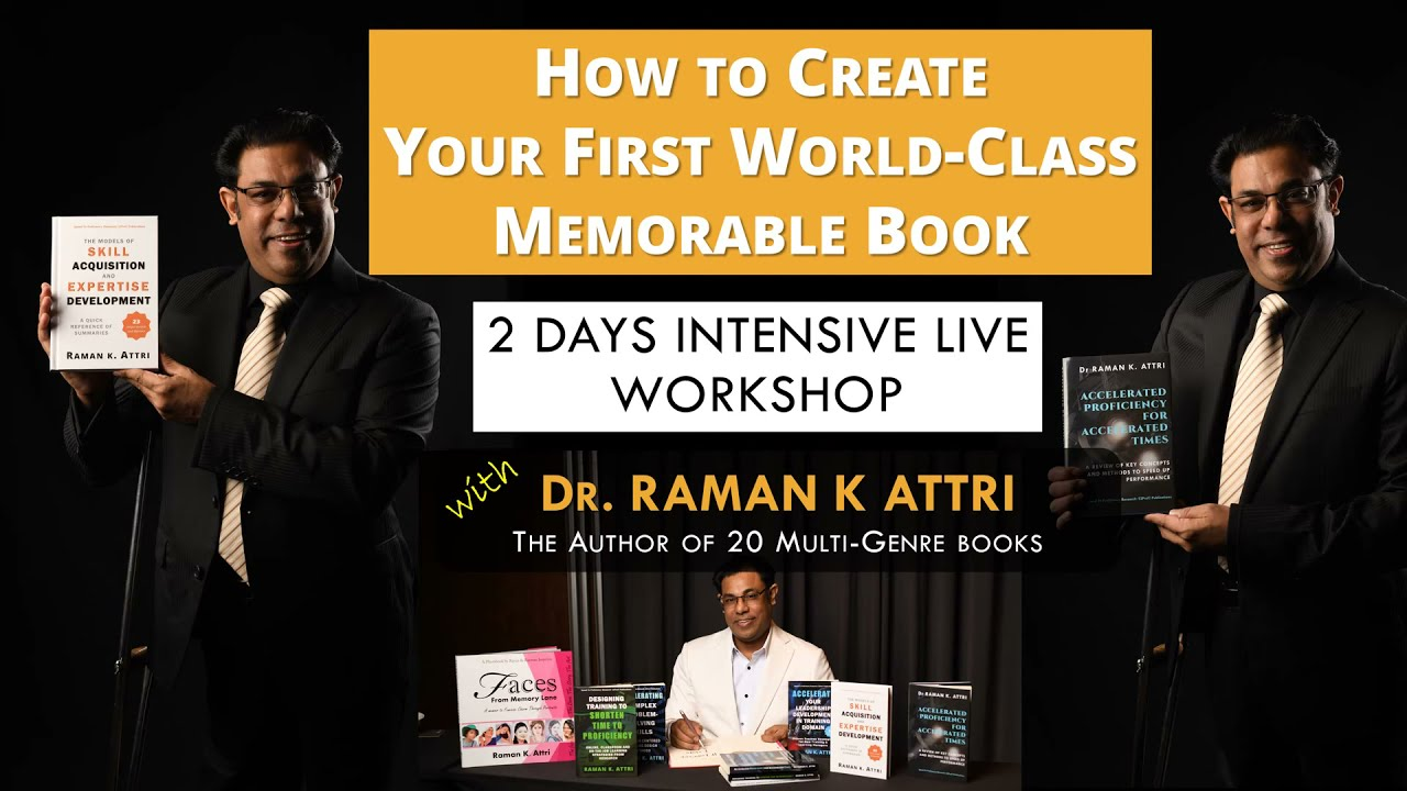 How to Create A World-Class Memorable Book