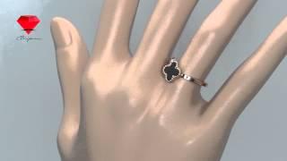 Bije.ru: Позолоченное кольцо с фианитами Caireach (Карех)(, 2015-02-16T11:24:25.000Z)