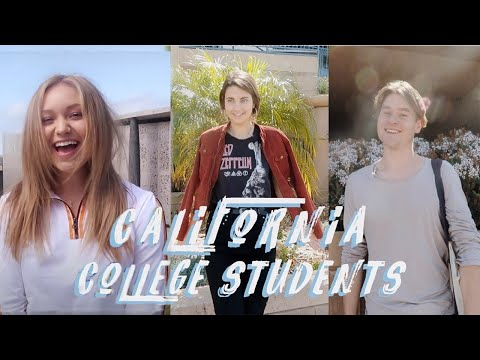 What California College Students are Wearing
