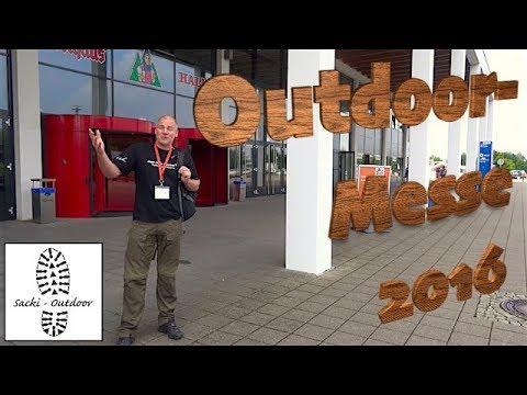 Outdoor-Messe 2016 in Friedrichshafen