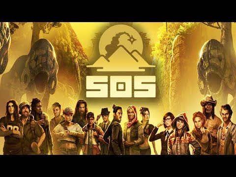 Tödliche Gameshow 🎮 SOS: THE ULTIMATE ESCAPE