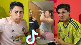 TIK TOK intenta NO REIR vs MI HERMANO *RISAS ASEGURADAS 100%*