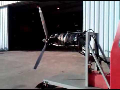 Pratt & Whitney PT6 GTCC
