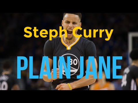 Steph Curry Mix - Plain Jane