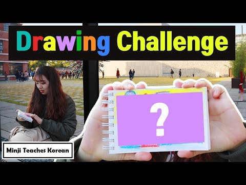 Get inspired in MMCA(A modern art museum in Korea) and be an artist!!