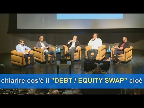 DEBT EQUITY SWAP - Prof. Franz Hörmann