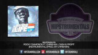 Rocky Diamonds Ft. Chrishan - Cash & Profit [Instrumental] (Prod. By Chrishan) + DL