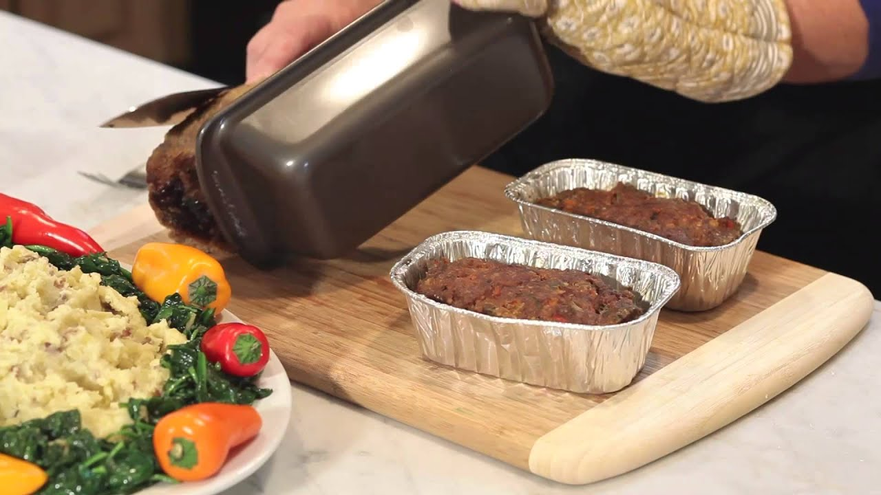 What Temperature Do You Cook Meatloaf Food Presentation