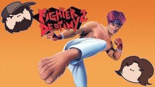 Fighter Destiny 2 - Game Grumps VS