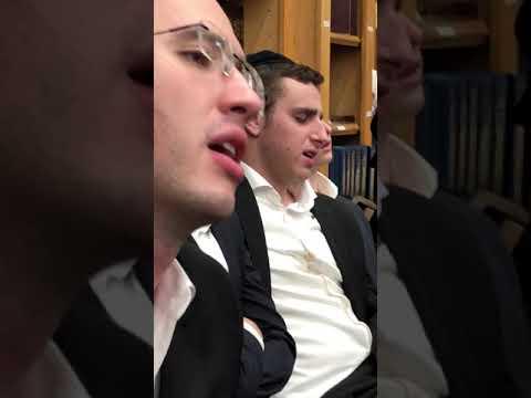 Rabbi Wachsman (Erev