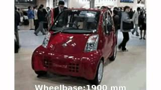 2001 Nissan HyperMini Details and Review