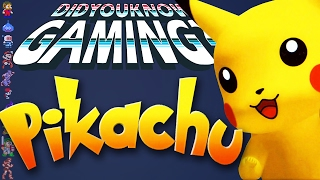 Pokemon's Pikachu - Did You Know Gaming? Feat. Furst