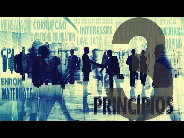PRINCÍPIOS - 3 de 6 - Confiança