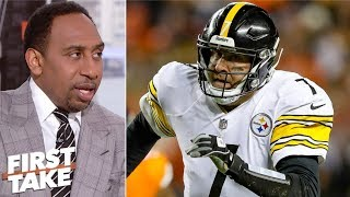 Steelers' loss to the Broncos cost them a trip to the AFC Championship - Stephen A. l First Take