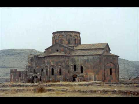 Անահիտ Սահակեան - Մարինէ վանքում