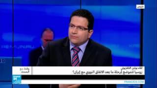 لقاء بوتين التلفزيوني - روسيا تتموضع لمرحلة ما بعد الاتفاق النووي مع ايران ؟
