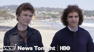 The Teens Running Former Sen. Mike Gravel's Presidential Campaign (HBO)