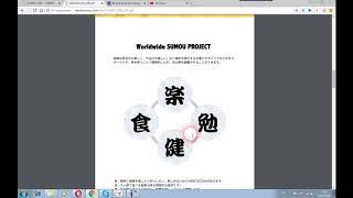 HARITE COIN - виртуальная валюта для расширения японского национального спорта «Сумо»