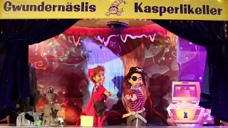 Dr Kasperli uf Schatzsuechi