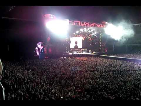 AC/DC - Highway to Hell - Bern Stade de Suisse 08.06.2010