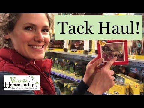 Tack Shopping In Canada! // Versatile Horsemanship