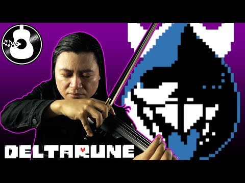 Deltarune: Chaos King (Violin Symphonic Metal Cover) || String Player Gamer