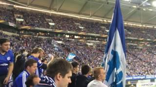 Nordkurve Schalke - Salzburg